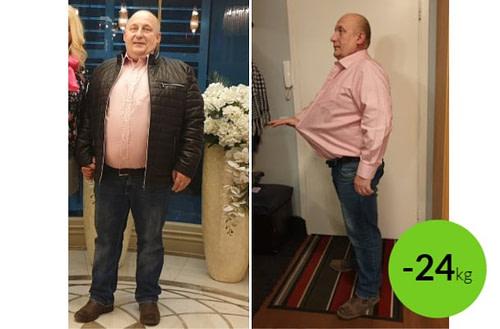 Jaanus: 60 päevaga 24kg kergem – tean nüüd, kuidas kehakaalu kontrolli all hoida