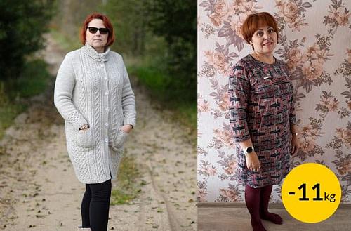 Ilona: Kuu ajaga 11kg kergem – dieedikonsultant on suureks abiks!